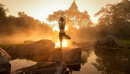 Guten Morgen Yoga in der YEP Lounge in Bremen Horn