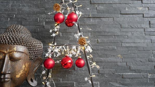 Weihnachtsstimmung in der YEP Lounge