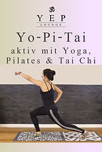 aktives Yoga, Pilates und Tai Chi (Taiji), QiGong