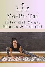 Tai Chi Bremen, Taiji, Qiong und Faszientrraining mit Yulia Eberle in der YEP Lounge
