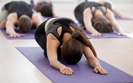 therapeutisches Yoga Bremen in der YEP Lounge