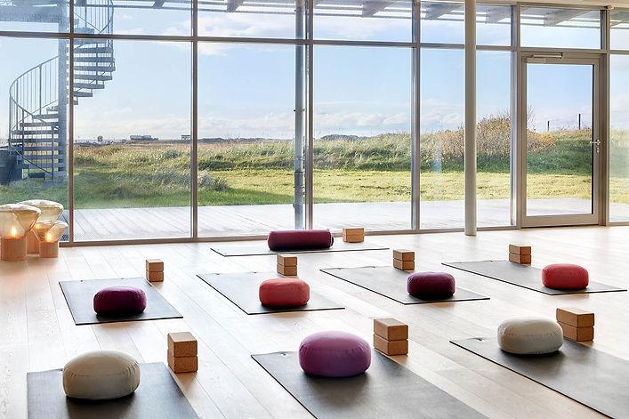 Yoga Tage mit der YEP Lounge in SPO