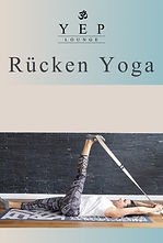 Rückenyoga, Yoga für gesunden Rücken in Bremen, mit Yulia Eberle in der YEP Lounge
