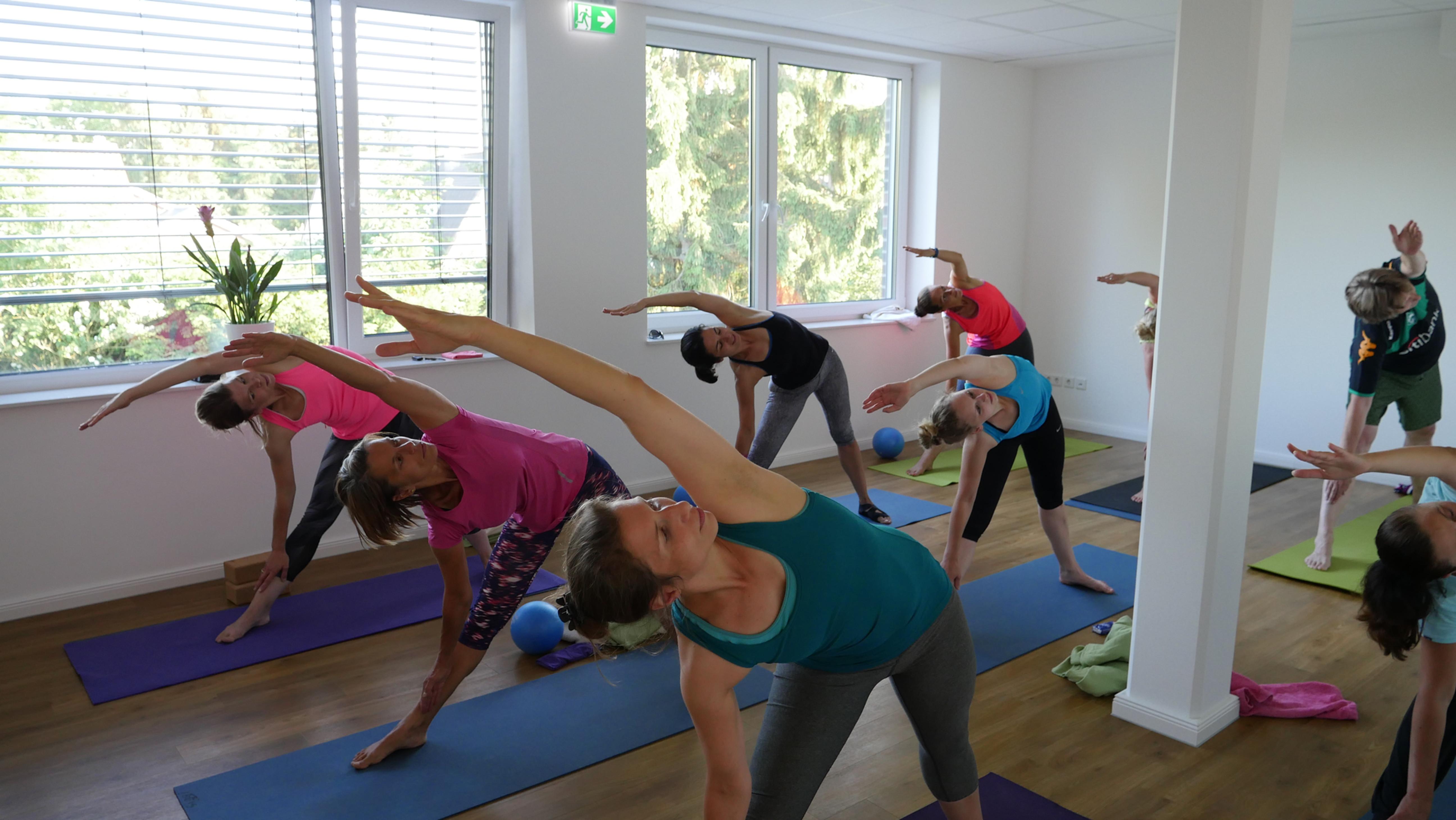 Yoga Entspannung Und Pilates In Bremen Horn Yulia Eberle