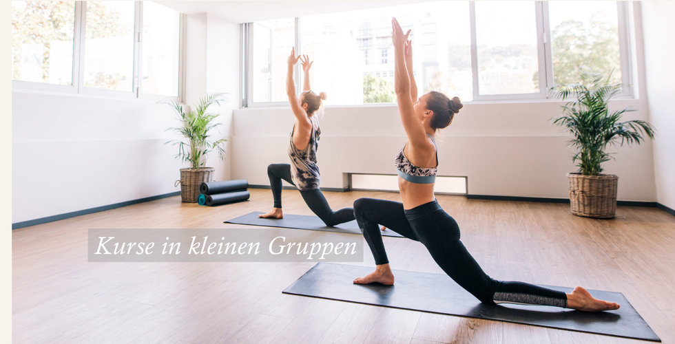 Yoga un Pilates in kleinen Gruppen in Bremen