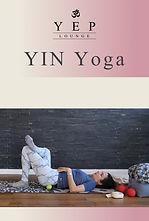 Online Yin Yoga Praxis Unterricht mit Yulia in der YEP Lounge in Bremen
