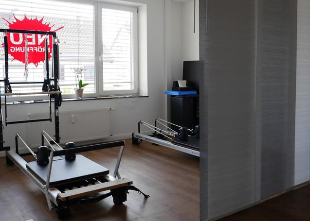 Pilates Reformer Gerätetraining
