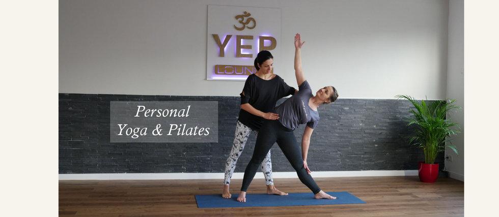 Personal Yoga Bremen, Yulia Eberle, YEP Lounge, Yogakurse