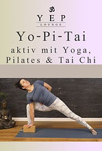 YogaPilates mit Tai Chi erklärt von Yulia in Bremen