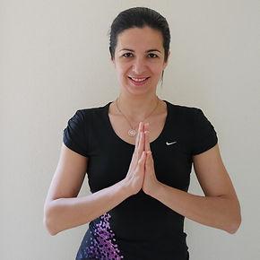Yoga Lehrerin in Bremen - Yulia Eberle