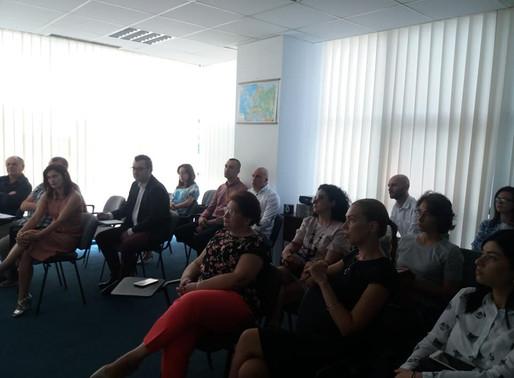 CRI Galati - prezentarea rezultatelor
