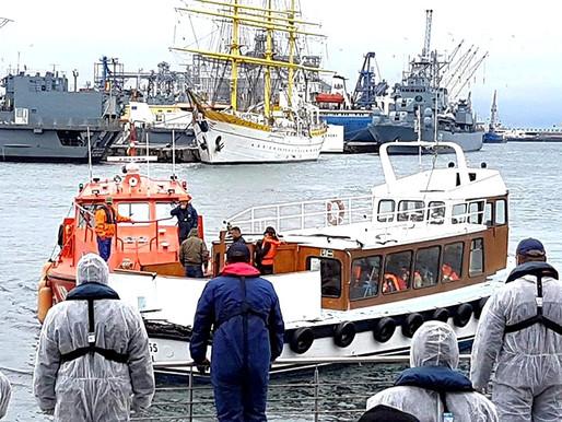 CLARIFICĂRI ÎN IMPLICAREA FRONTEX-ului ÎN PRETINSELE ACȚIUNI DE PUSH-BACK PE MARE