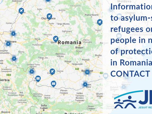 Useful information for asylum-seekers