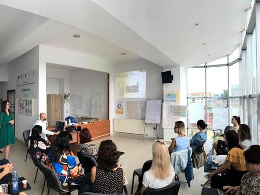 Proiectul JRS Romania - My Place, CRI Constanta