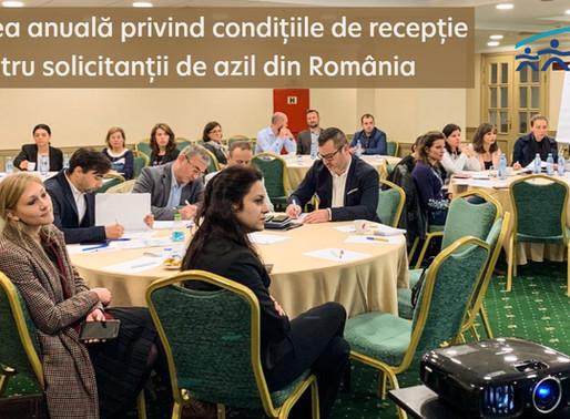 Întâlnirea anuală privind condițiile de recepție pentru solicitanții de azil