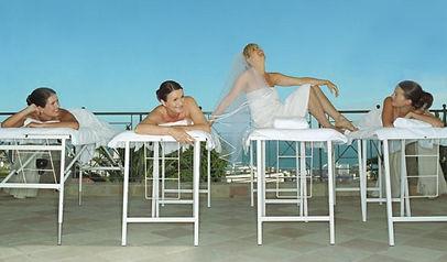 Hens Massage, Bridal Massage
