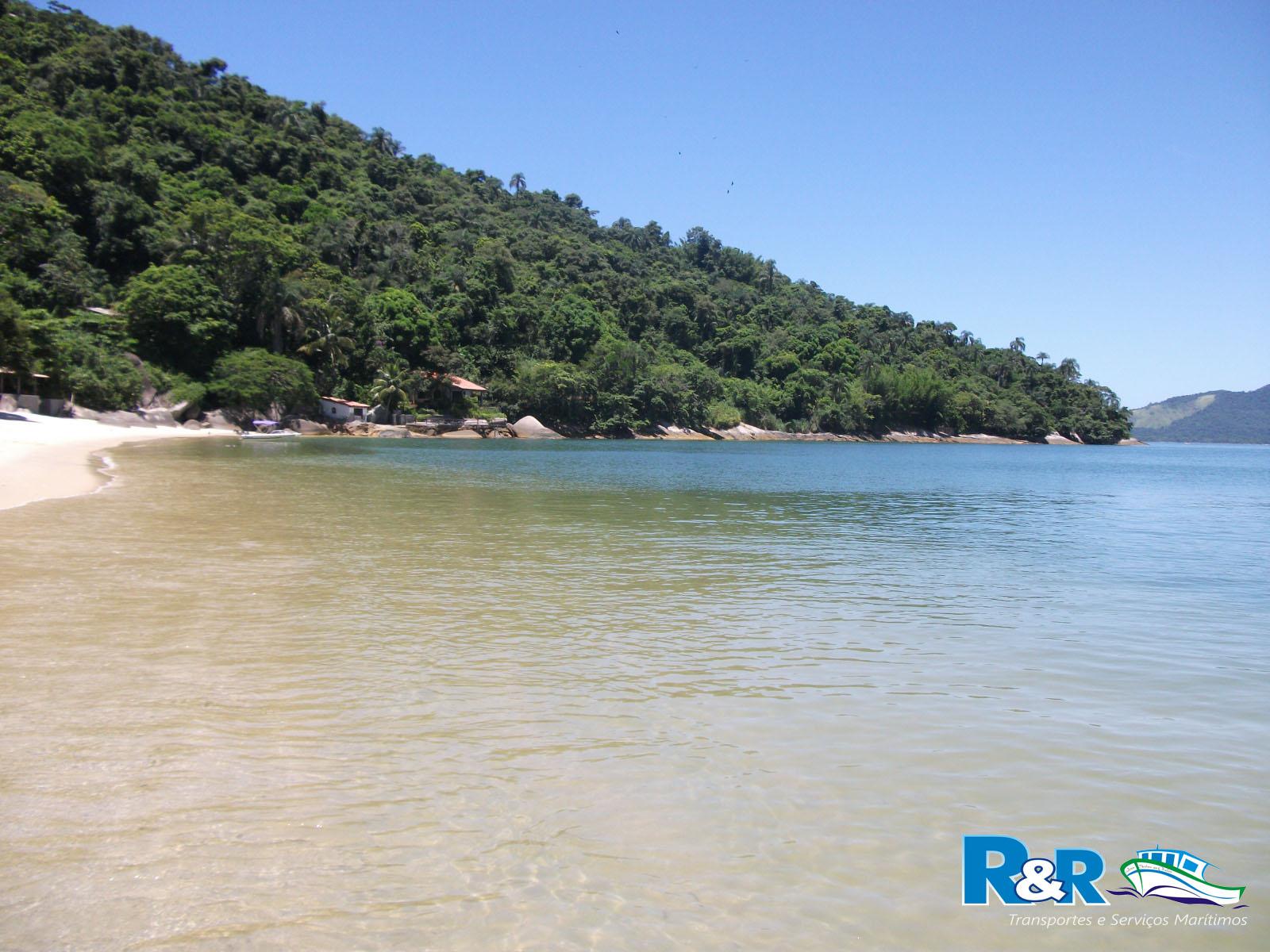 Jaguanum - Praia do Sul