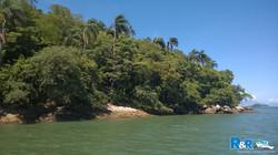 Ilha de Jaguanum - Itacuruçá