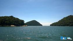Ilha em Itacuruçá