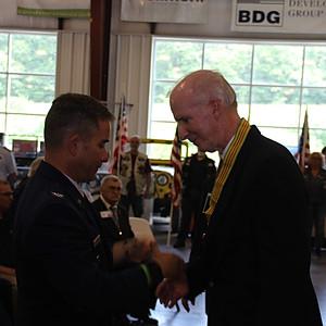 22nd Vietnam Medal Ceremony