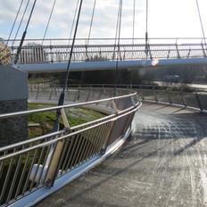 M20 Bridge, Junction 9