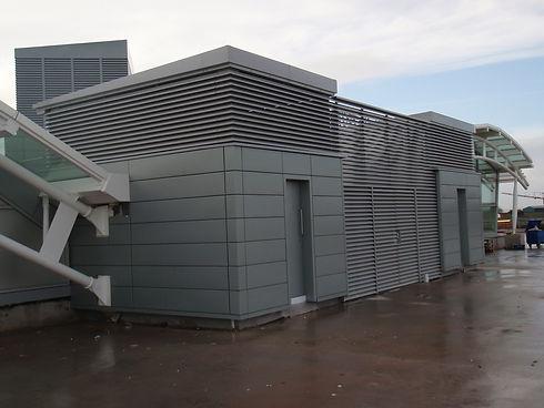 Weather Louvres & Ventilation