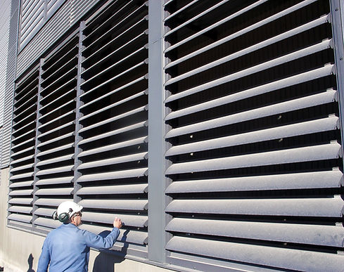 Zefyr Group - Robertson Industrial Wall Ventilation Solutions