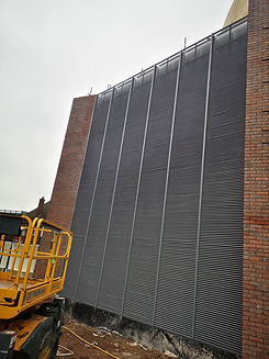 Weather Louvres & Ventilation