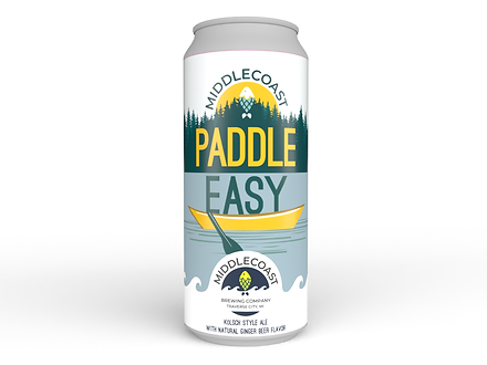 Paddle Easy Ginger Kolsch