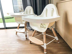 Scotts Road Early Learning highchair