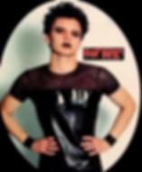 Kash Hovey Model Hot Topic