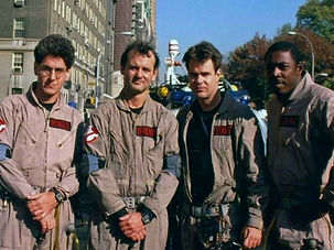 Ghostbusters Cool Magazine