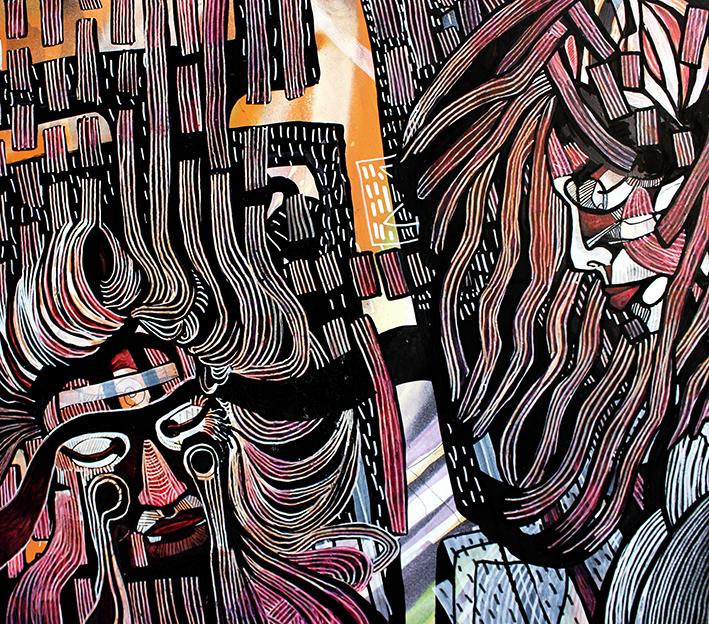 Battle Of The Gods - Josh Whitehouse