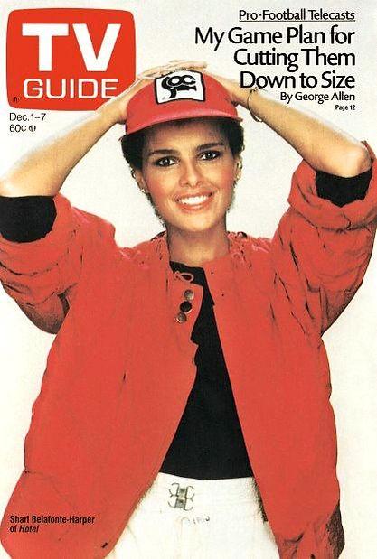 Shari Belafonte TV Guide