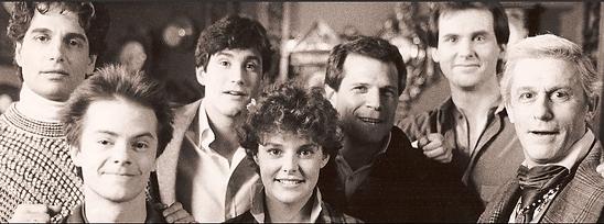 fright night cast 1985