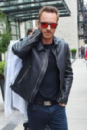 Michael Fassbender Cool