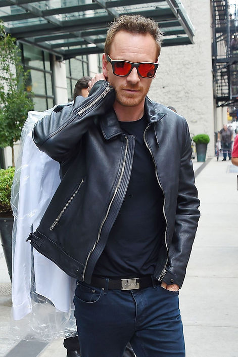 Michael Fassbender Cool