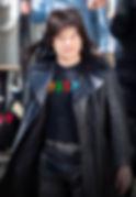 Iwan Rheon as Mick Mars