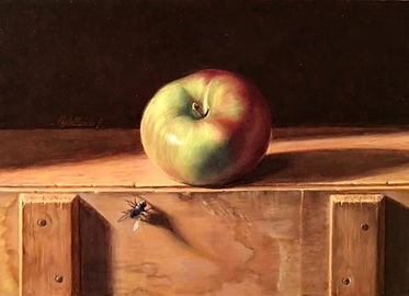 The Apple and the Fly federico castelluccio