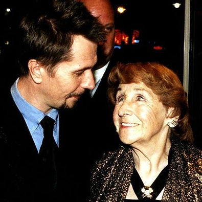 Gary Oldman and his mother