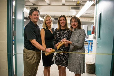 College Christens Concrete Materials Lab In Memory Of Alumnus