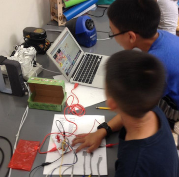 Bringing STEM Education to Local School Districts