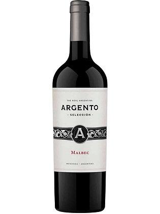 ARGENTO MENDOZA MALBEC 750mL