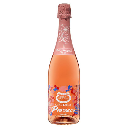 BROWN BROTHERS PROSECCO ROSÉ 750mL
