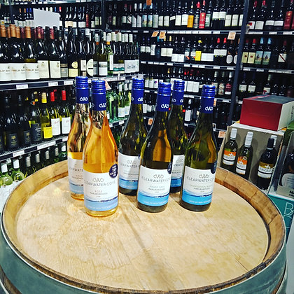 [BUNDLE] ANY 6 CLEARWATER COVE NEW ZEALAND WINES
