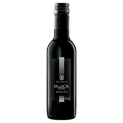 MCGUIGAN BLACK LABEL MERLOT PICCOLO 187mL