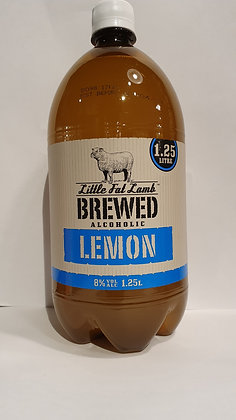 LITTLE FAT LAMB LEMON CIDER 1.25L