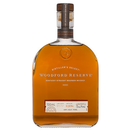 WOODFORD RESERVE WHISKY 700mL