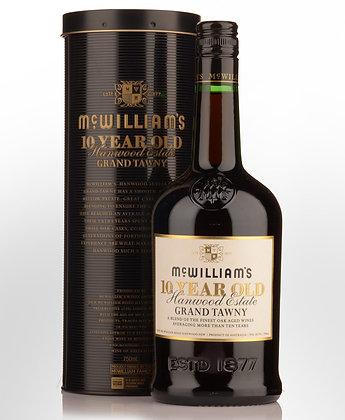 MCWILLIAM'S GRAND TAWNY 10YR 750mL