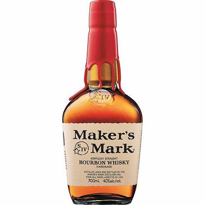 MAKER'S MARK BOURBON WHISKY 700mL